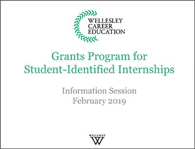 Grants video