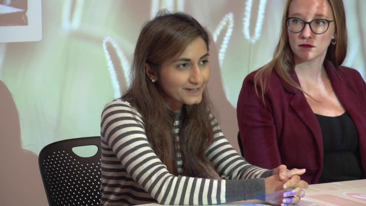 Pathways in Publishing Alumnae Panel Discussion (November 2018)