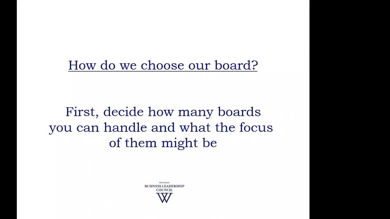 The Power of Nonprofit Board Service (October 2019 Webinar)