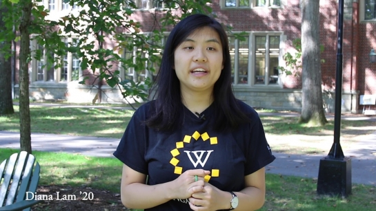 Non Ministrari Sed Ministare: Student Reflections on Civic Engagement at Wellesley