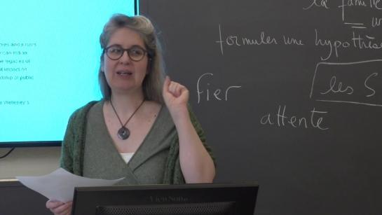 Udall Scholarship Workshop (November 2018)