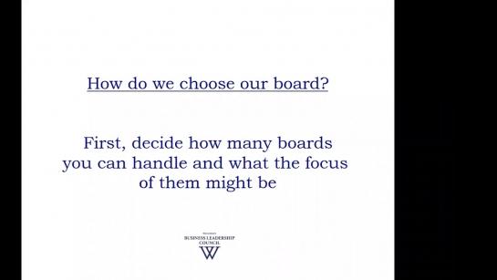 The Power of Nonprofit Board Service (October 2019 Webinar)