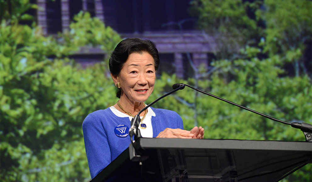 Lulu Chow Wang '66 Named 2016 Commencement Speaker