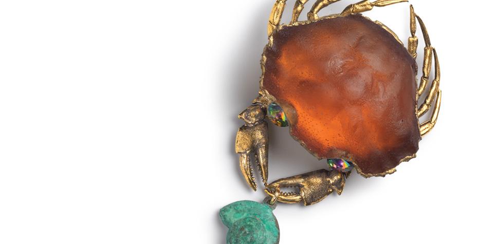 crab pin