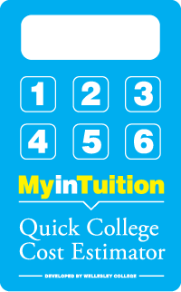 Wellesley's Quick College Cost Estimator