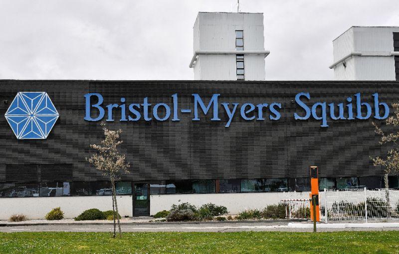 Bistol Myers Squibb logo