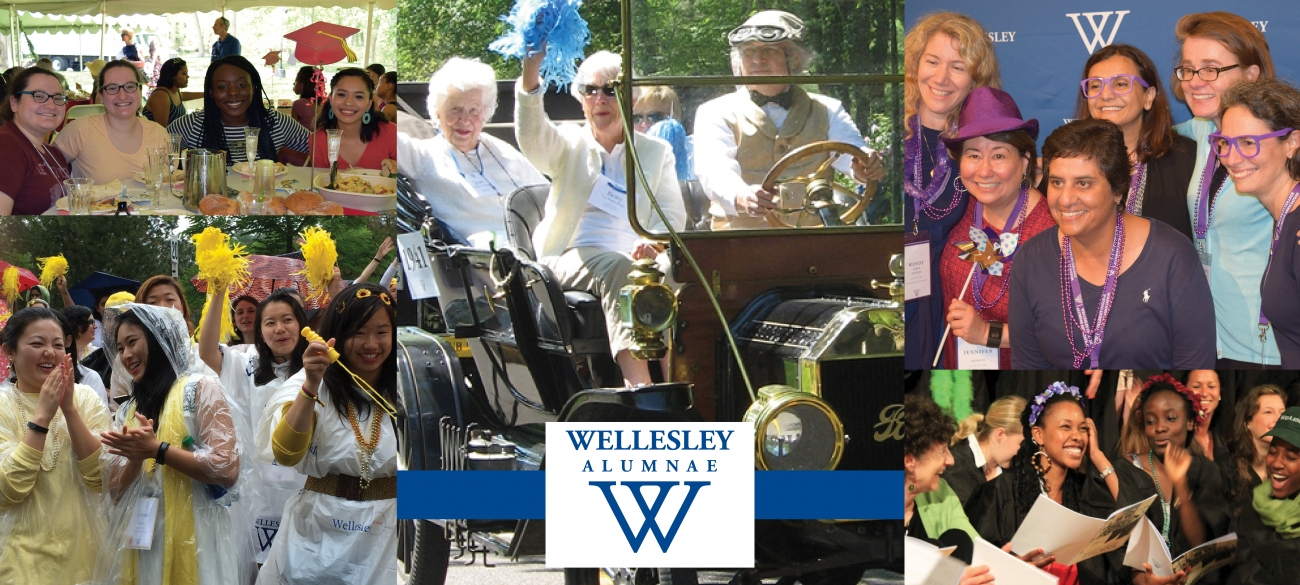 Wellesley Alumnae