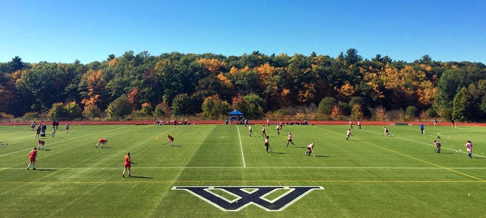 Wellesley Turf Field