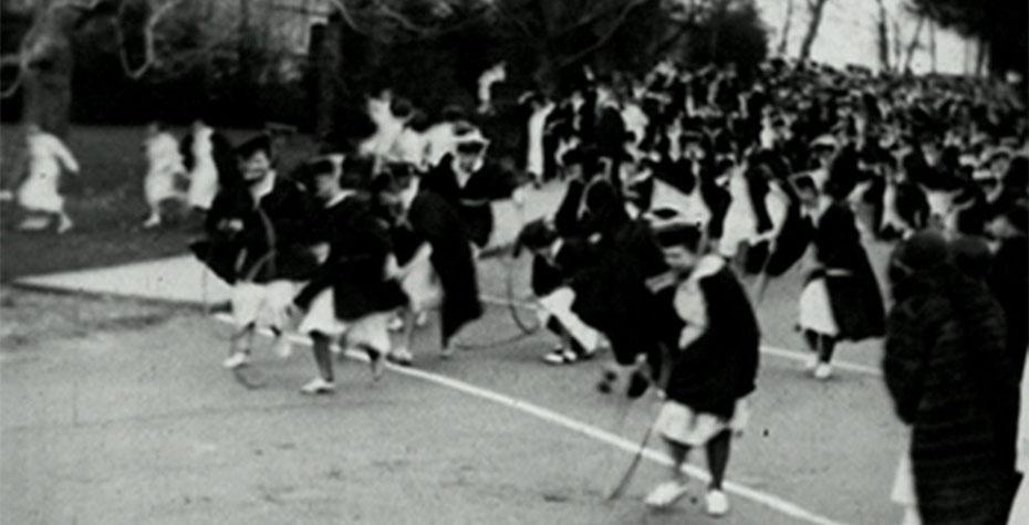 vintage hooprolling