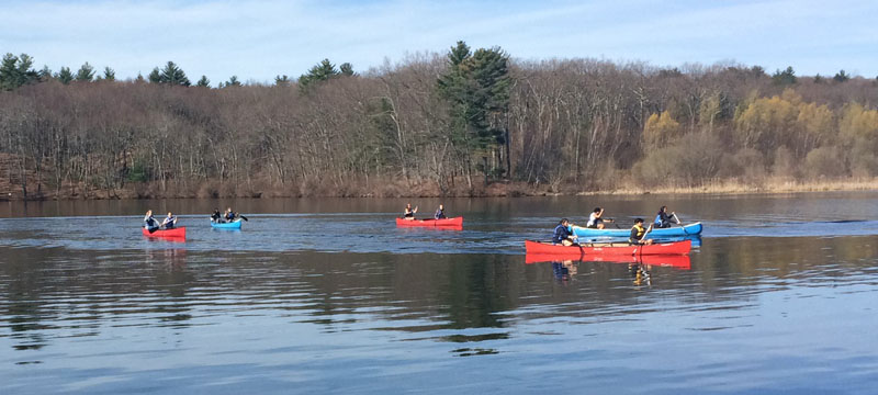 Canoe class