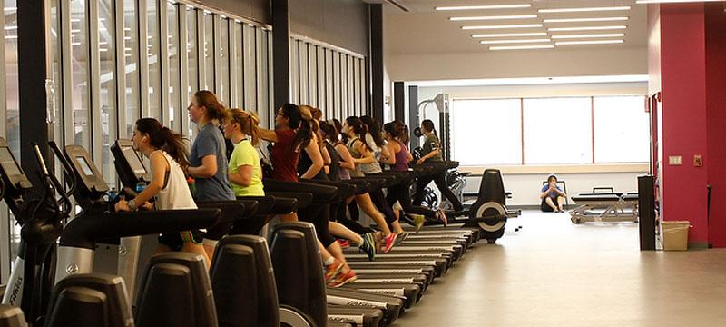 Cardio Fitness class