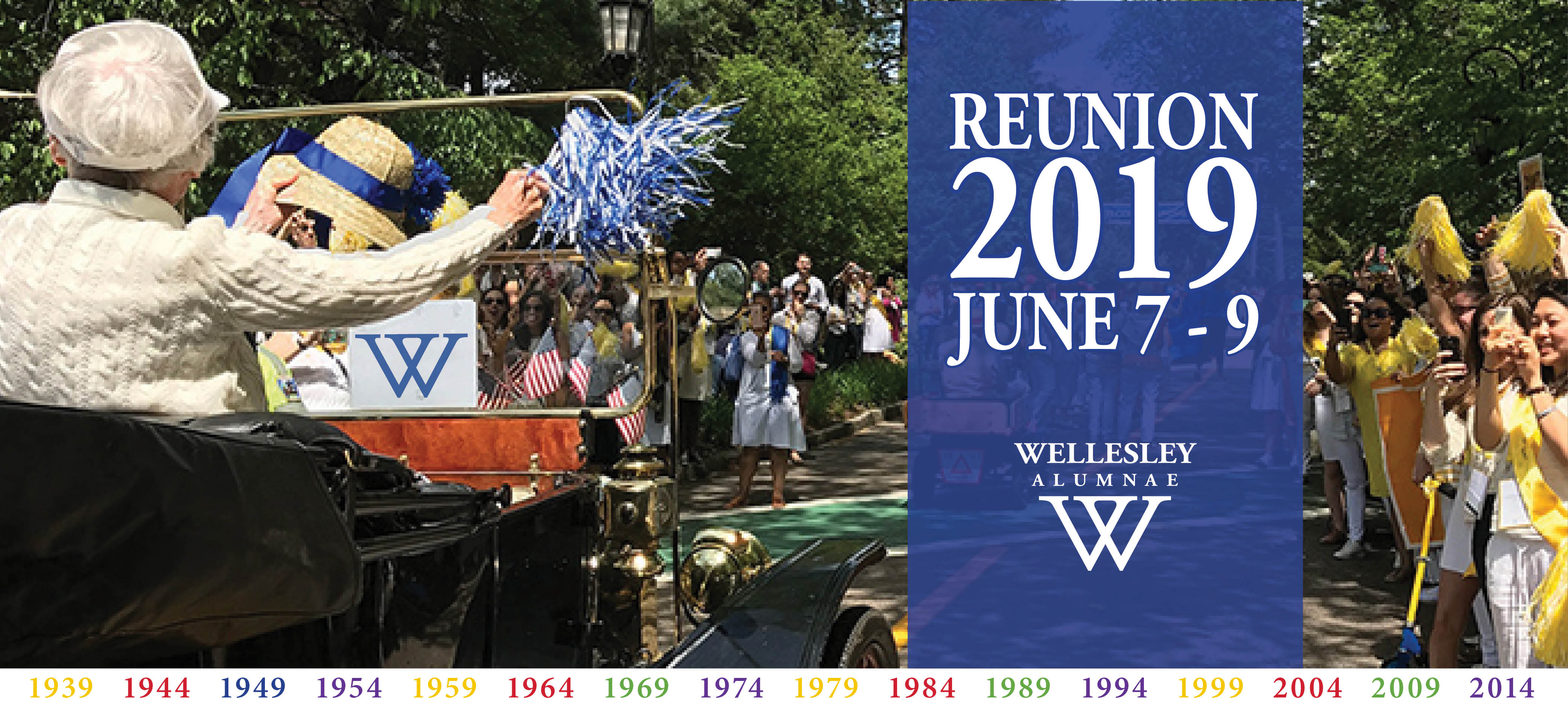 Wellesley College Reunion