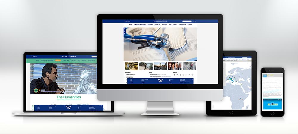 examples of website work