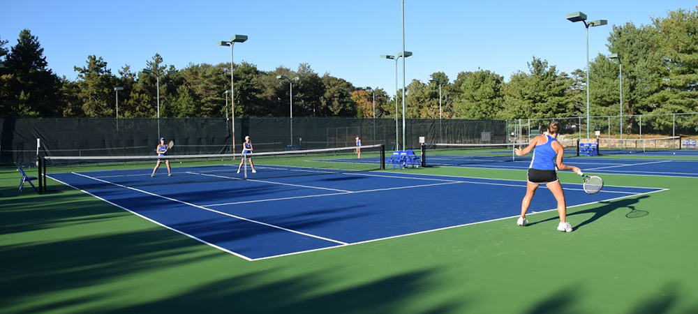Wellesley Outdoor Tennis Courts
