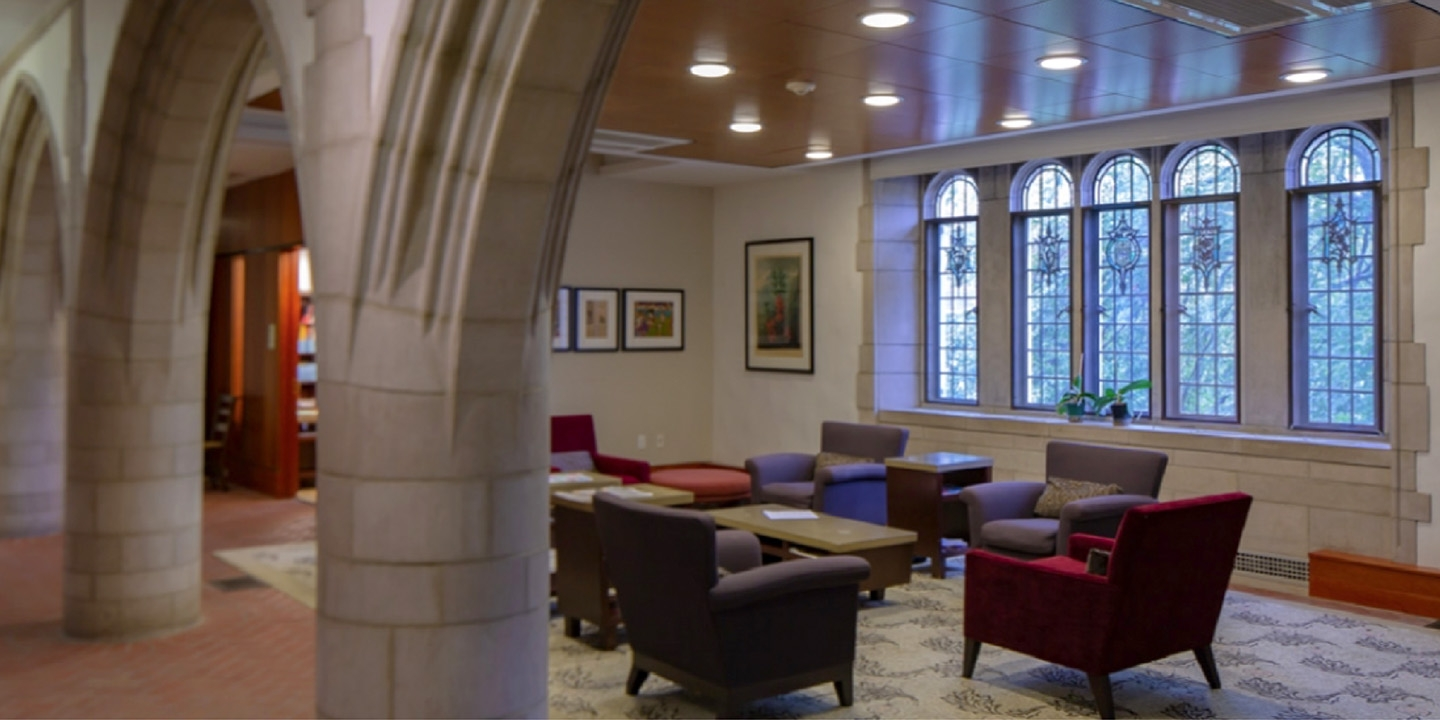 Newhouse Center lounge