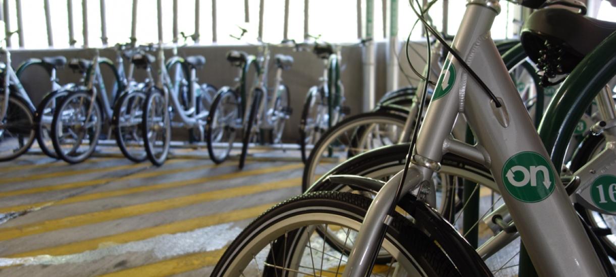 sustainability bikes
