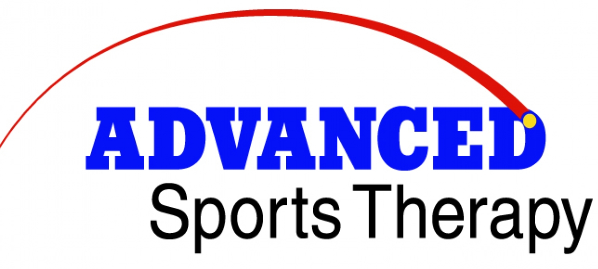 advanced sports therapy logo