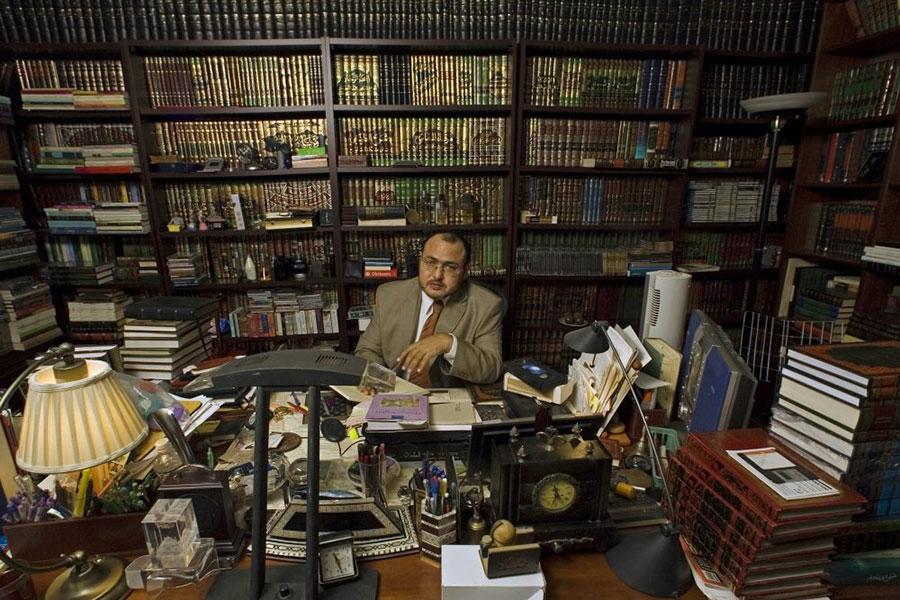 Image of Dr. Khaled Abou El Fadl