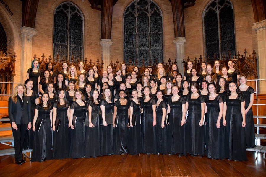 Wellesley College Choir