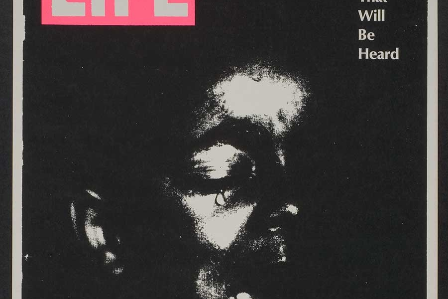 LIFE, The Negro and The Cities, The Cry That Will Be Heard, March 8, 1968