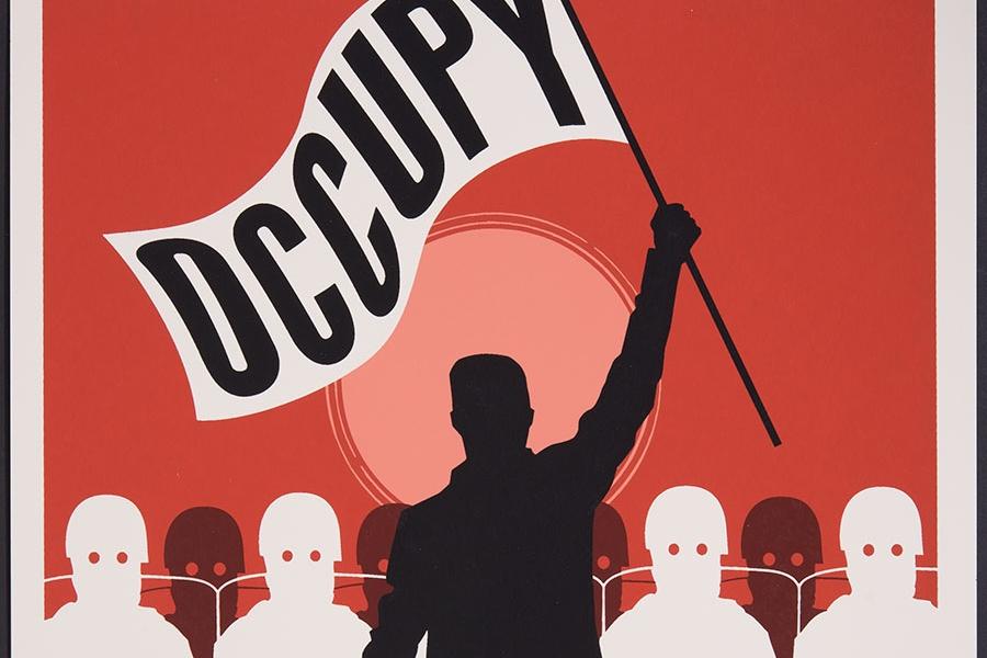 Occupy Okland Poster image