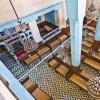Aben Danan Synagogue interior located at Fez, Morocco