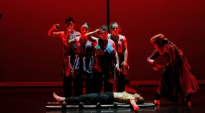 Navarasa Dance Theater performance