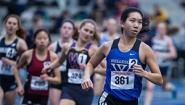 Sharon Ng '16 competes at the NCAA Indoor national championship