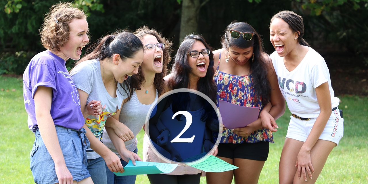 students count down: 2