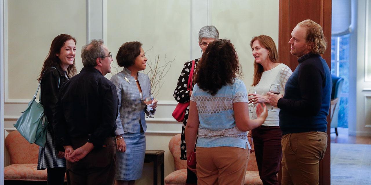 Wellesley faculty celebrate scholarship