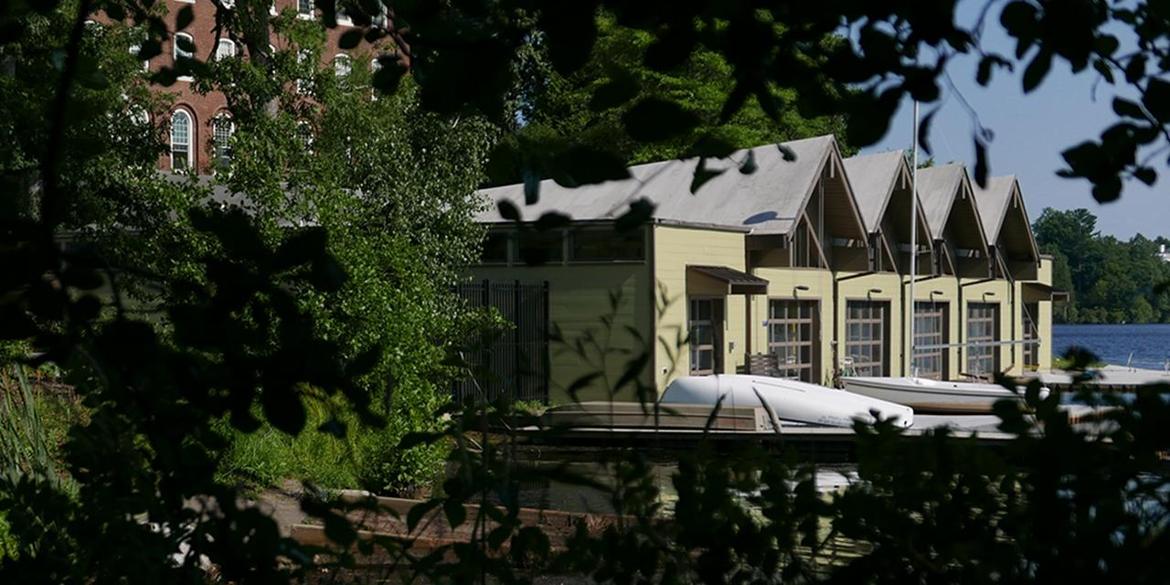 The Butler Boathouse