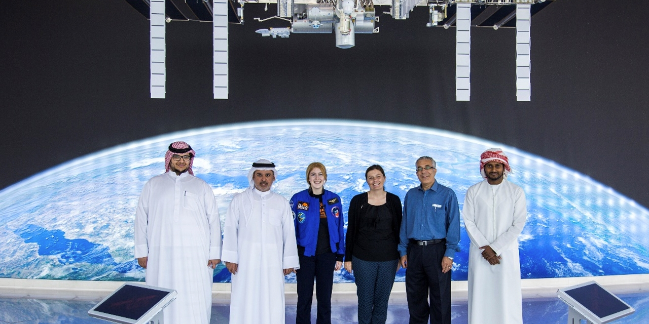 Sharjah Center for Astronomy and Space Sciences