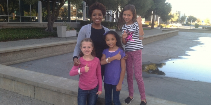Alumna's Innovative Bracelet Helps Girls Become Comfortable With STEM