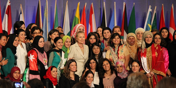 Hillary Clinton at Wellesley