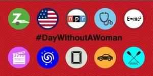 #DayWithoutAWoman