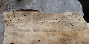 Home Renovation Uncovers a Piece of Wellesley History