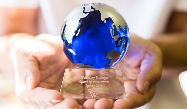 Wellesley's Agent of Innovation Award