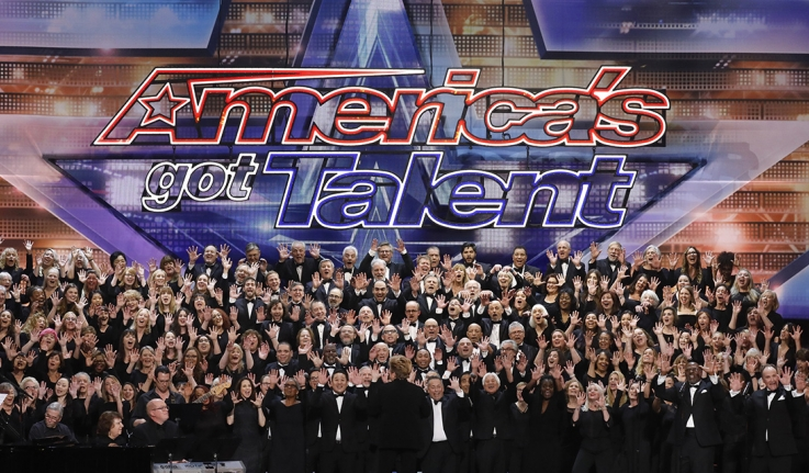 Angel City Chorale performs on America's Got Talent