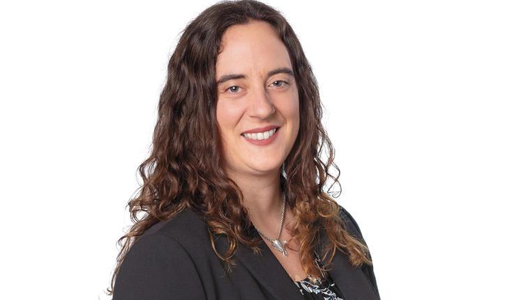 Assistant professor of biological sciences Rebecca Selden