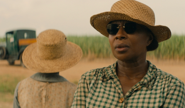 Oscar nominee Mary J. Blige as Florence Jackson in Mudbound.