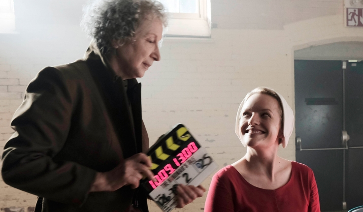 Author Margaret Atwood Will Appear at Wellesley for the Distinguished Thinkers Series