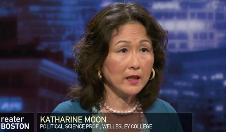 Professor Kathy Moon on Greater Boston