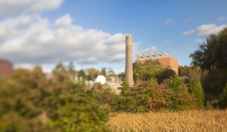 Wellesley's power plant.