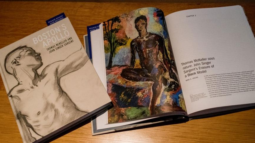 open exhibition catalogue