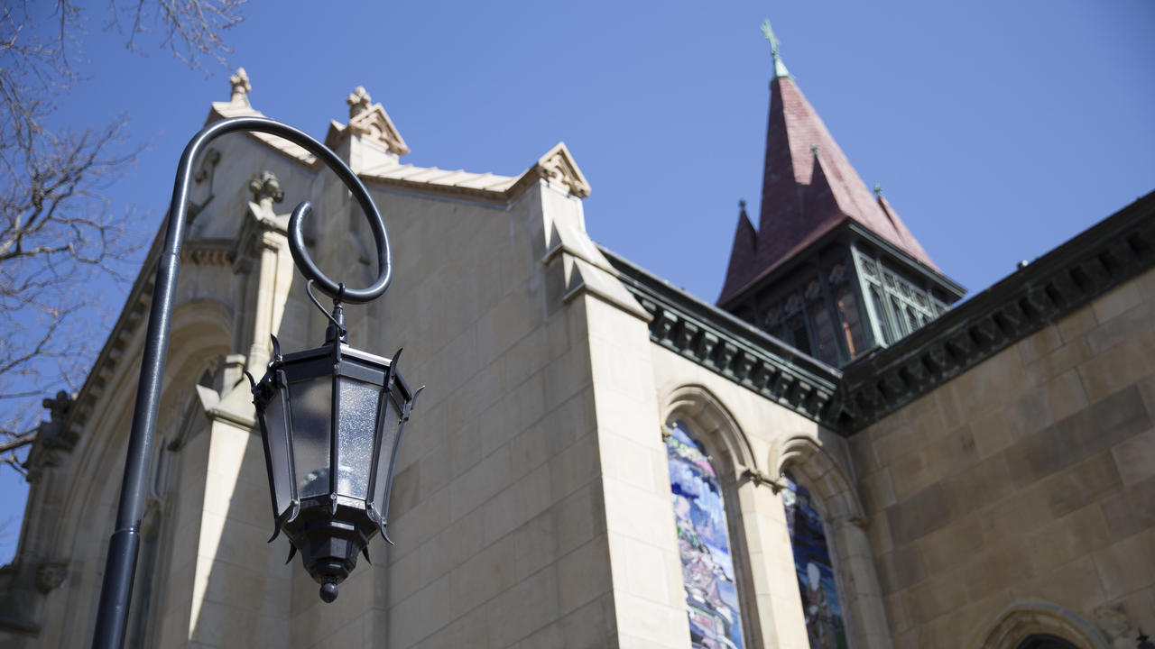 Houghton Memorial Chapel