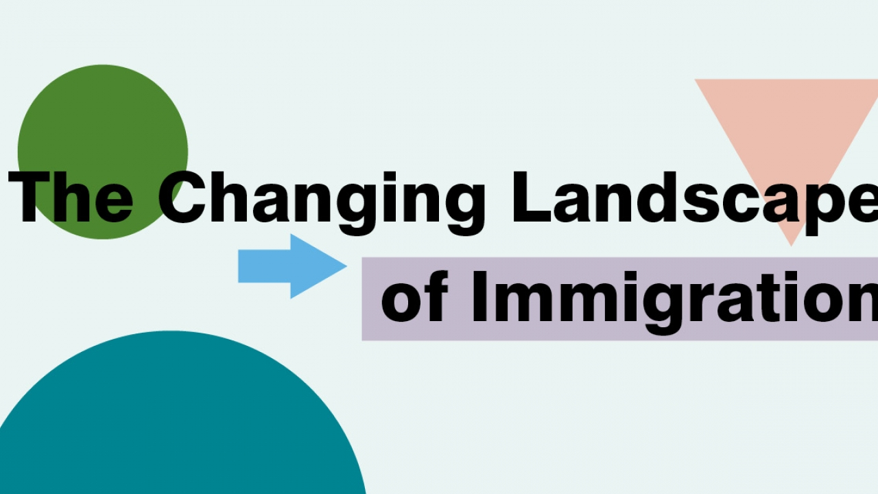 """The Changing Landscape of Immigration"""