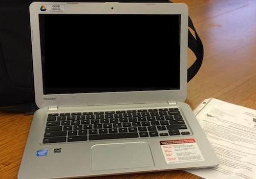 Circulating Chromebook