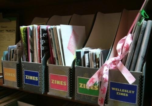 zine collection