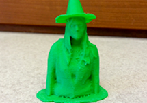 Making the Physical Digital with 3D Scanning, Modeling, and Printing
