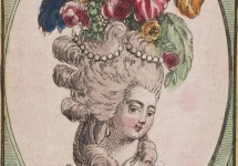 Capturing student's inquiries into elite Parisian women of the 18th century with a Scalar exhibit